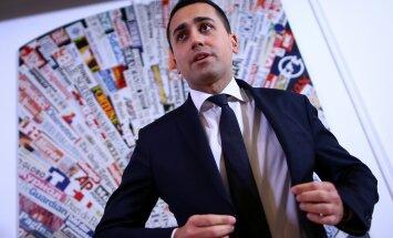 Populistide tõenäoline peaministrikandidaat Luigi Di Maio on mõistnud: kui tahad valitseda, tuleb teha kompromisse.