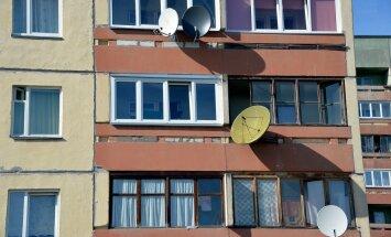 Narvas levib Venemaalt tulev satelliitpilt suisa tasuta, sellepärast ei pea paljud elanikud vajalikuks Eesti teenusepakkujatele maksta.