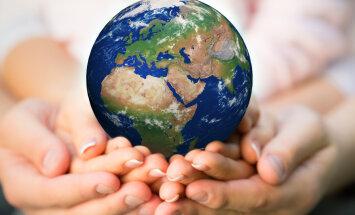 """Täna tähistatakse üle maailma """"Maa tundi"""", mis juhib tähelepanu keskkonnaprobleemidele"""