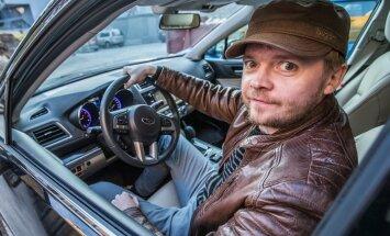 Ott Sepp ja tema auto