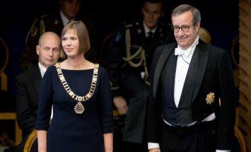 Kersti Kaljulaid ja Toomas Hendrik Ilves