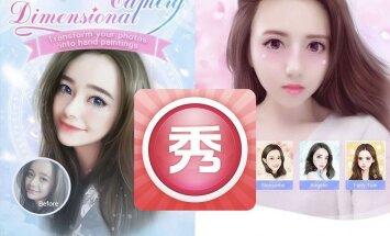 Ettevaatust - hiinlaste viraalne iluäpp Meitu nõuab vaikimisi ligipääsu hirmpaljudele seadetele