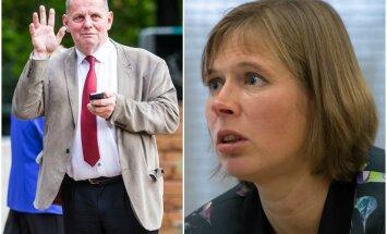 Riigikogu liikme Peeter Ernitsa avaldus kolleegidele: ärme vali esmaspäeval Kersti Kaljulaidi presidendiks. Parem seitse päeva häbi kui viis aastat häbi