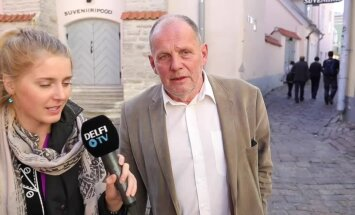DELFI VIDEOD: Keskerakonna rahutuvi Peeter Ernits nimetab Repsi, Ratast ja Simsonit üleküpsenud võimuahneteks broileriteks
