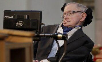 Stephen Hawkingi suurim seiklus: miljardär viib halvatud geeniuse kosmosesse
