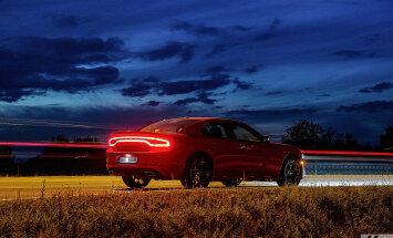 Dodge Charger: just selline Ameerika meile meeldibki!