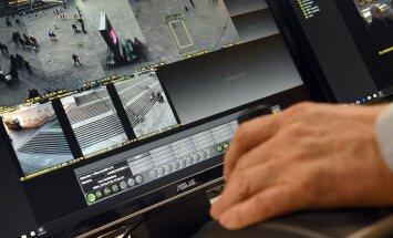 Kölni politsei jälgib katedraaliesist tänavu esimest korda ka valvekaamerate kaudu.