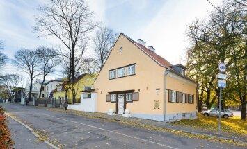 FOTOD: IRLi peakontoriks olnud luksuslik villa on jälle suure raha eest müügis