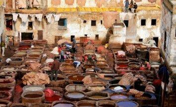 Reisikiri: kolm nädalat Marokos