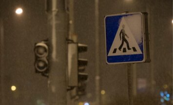 Kui liiklusmärk on lumme tuisanud, autojuht ei näe infot ja saab trahvi, kas selle saaks tühistada või vaidlustada?