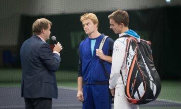 Laagri tennisekeskuse avamine