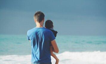 Kuus märki, et su kallimast saab tulevikus hea isa