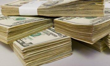 Raha jõudis Venemaalt Eestisse olematu kauba eest tasudes.