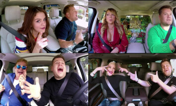 Tõeline jõulumeeleolu tekitaja: VAATA, kuidas James Corden koos autokaraoke staaridega Mariah Carey aegumatut hitti lõõritab!