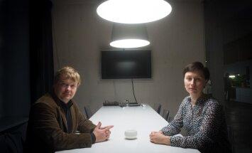 Andres Maimik ja Katrin Maimik