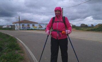 Jalgsi läbi Hispaania   Mis sisemised pinged? Mul oli lihtsalt niivõrd valus!