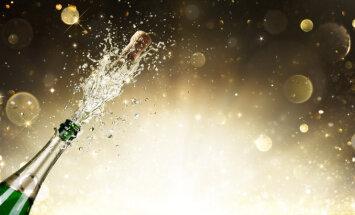Kas tead, kuidas peaks šampanjapudelit tegelikult avama?