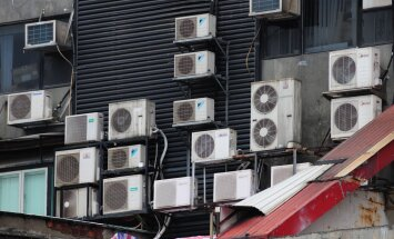 HONG KONG-ENVIRONMENT-ENERGY-CLIMATE
