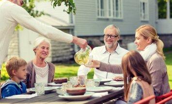 Результаты опроса: День восстановления независимости празднуется в кругу семьи