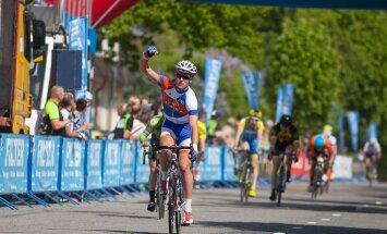 Norman Vahtra võidab Elva rattaralli