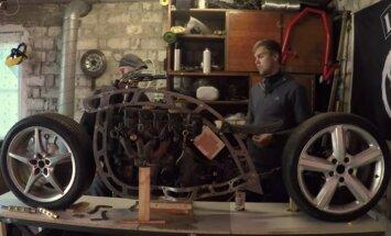 Bike Motors: Priidu töötoa kõige pöörasem projekt