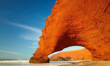 В Марокко разрушена знаменитая природная достопримечательность