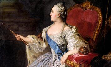 Katariina II elu: ta pani oma armukesele nimeks soup à la glace – Jääsupp