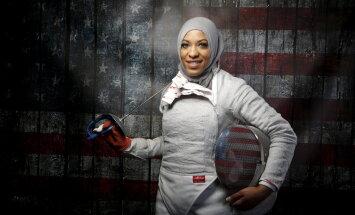 USA-le olümpiamedali võitnud vehklejat peeti lennujaamas terroristiks