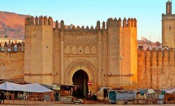 50 оттенков розового: Марокко