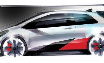 Toyota õrritab Yarise kuumpäraga, mis peagi müügile jõuab