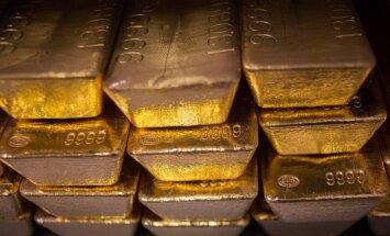 Ukraina riigipanga Odessa hoidlast avastati kullakangide asemel kuldseks värvitud seatinakangid