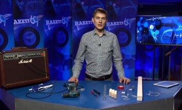 Rakett69 VIDEO: Vaata ja proovi! Kuidas ehitada elektrikitarri?