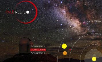 VIDEO: Lend Proxima Centauri tähesüsteemini (seni võimalik vaid virtuaalselt)