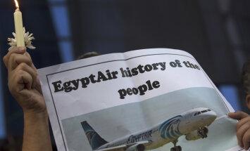 К падению А320 EgyptAir мог привести ложный сигнал о задымлении