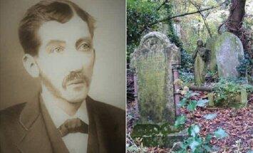 Найдена могила предполагаемого Джека Потрошителя