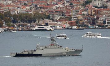 Zeljonõi Dol ja Serpuhhov - kaks Vene raketilaeva, mis peaks meile hirmu nahka ajama