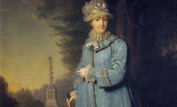 Katariina II armuelu: kindraladjutant Vassiltšikov kolis välja ja vürst Potjomkin kolis sisse