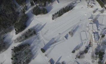 DROONIVIDEO: Vaata, kus sõidetakse eeloleval laupäeval Eestimaa ilusaim maraton