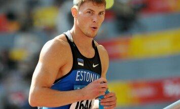 Andres Raja sai Pekingi olümpial 13. koha, kuid hiljem selgus, et ta oleks pidanud olema koha võrra kõrgemal.