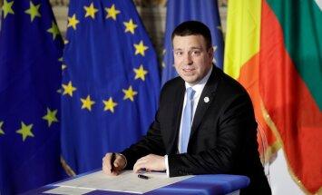 Jüri Ratas allkirjastas laupäeval Rooma deklaratsiooni. Muu hulgas pannakse selles rõhku ühise kaitsepoliitika tugevdamisele.