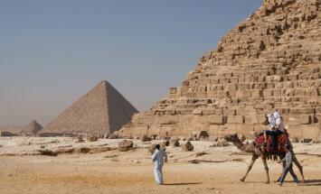Novatoursi tegevjuht: olukord Egiptuses võib tunduda rahulik, kuid tunne võib olla petlik