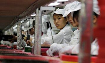 Tööstusrevolutsioon Hiinas: alamakstud inimeste asemel toodavad meile moodsat tehnikat robotid