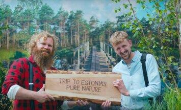 VÄGEV | Visit Estonia turismikampaania valiti maailma parimate hulka!