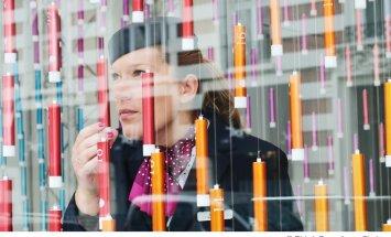 Аромат Европы: инсталляция в Брюсселе позволяет почувствовать запахи европейских городов