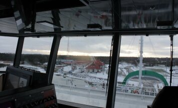 Parvlaeval Leiger oli avatud uste päev