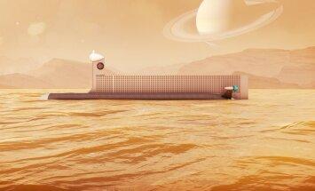 NASA saadab allveelaeva Titani meresid uurima eeldatavalt 2038. aastal.