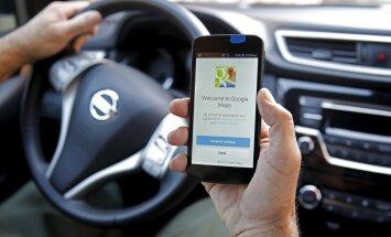 Autoroolis Google Mapsiga navigeerimiseks pole enam internetiühendust tarvis.