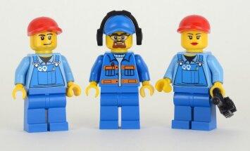 Lego töölised
