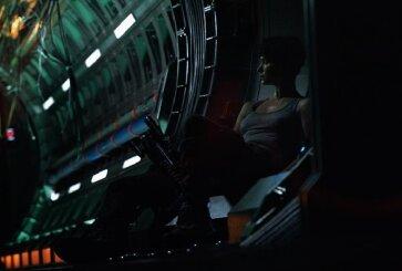 "FOTO: Esimene pilt Ridley Scotti värske ulmefilmi ""Alien: Covenant"" võtteplatsilt"