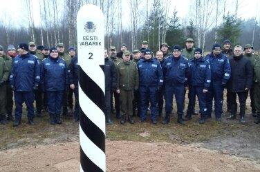 Темы delfi Эстония установит на границе с Россией забор высотой 2 5 метра